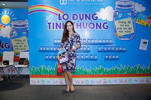 Hoa hậu Thu Hoài khiến khán giả yêu mến nhất vì điều này!-13
