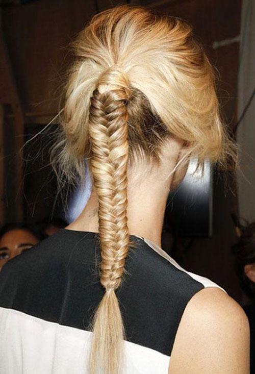 Là con gái nhất định phải một lần thử những kiểu tết tóc này - 11