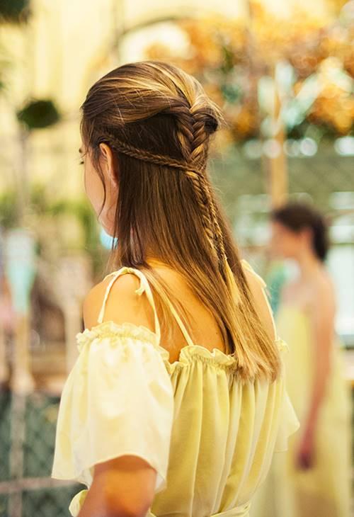 Là con gái nhất định phải một lần thử những kiểu tết tóc này - 4