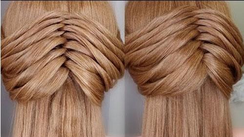 Là con gái nhất định phải một lần thử những kiểu tết tóc này - 5
