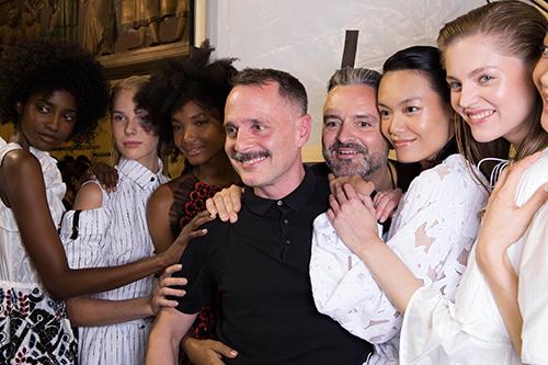 le thanh thao trung 2 show tai paris fashion week - 11