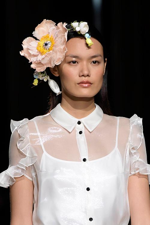 le thanh thao trung 2 show tai paris fashion week - 1