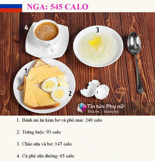 dao mot vong the gioi nem bua sang thom ngon cua cac nuoc - 5