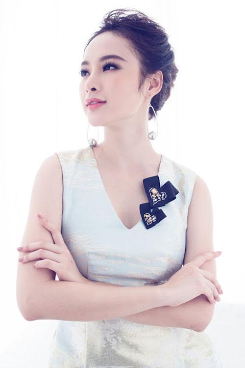 Angela Phương Trinh đón Thu ngọt ngào, đầy nữ tính-3