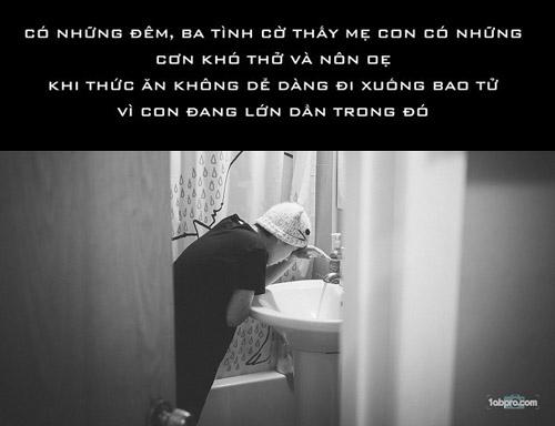 Chấp nhận căn bệnh có thể tàn phá nội tạng, mẹ Việt vẫn quyết sinh con - 16