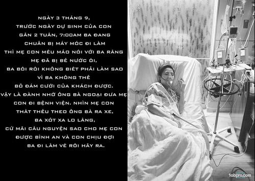 Chấp nhận căn bệnh có thể tàn phá nội tạng, mẹ Việt vẫn quyết sinh con - 17