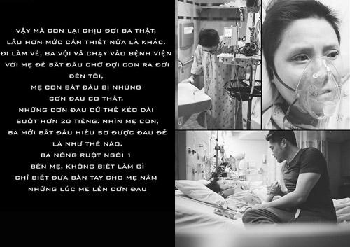Chấp nhận căn bệnh có thể tàn phá nội tạng, mẹ Việt vẫn quyết sinh con - 18