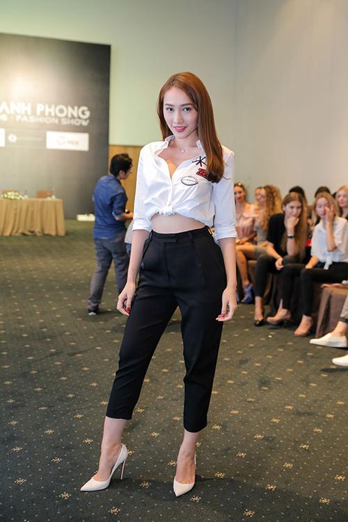 Mặc đùi to, Mai Ngô vẫn diện quần ngắn cũn cỡn - 9