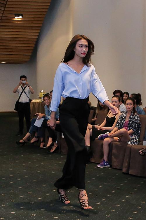 Mặc đùi to, Mai Ngô vẫn diện quần ngắn cũn cỡn - 7