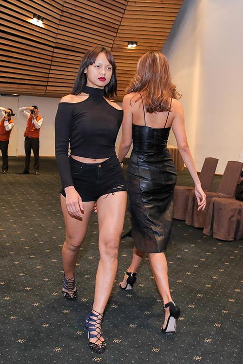 Mặc đùi to, Mai Ngô vẫn diện quần ngắn cũn cỡn - 5