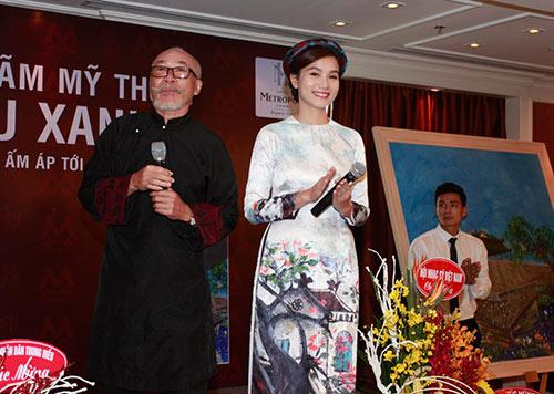 Nhạc sĩ  Trần Tiến, Trung Hiếu trẻ trung đến chúc mừng Lương Giang-2
