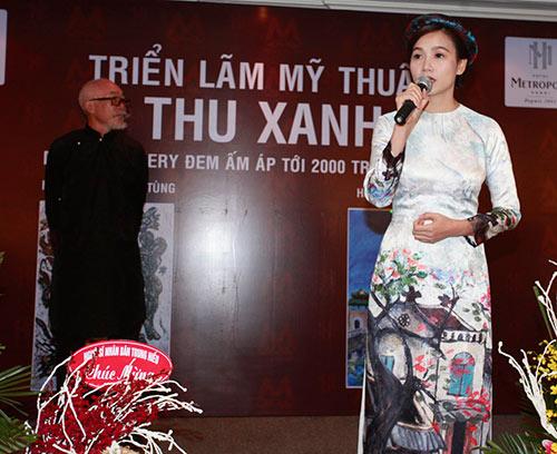 Nhạc sĩ  Trần Tiến, Trung Hiếu trẻ trung đến chúc mừng Lương Giang-3