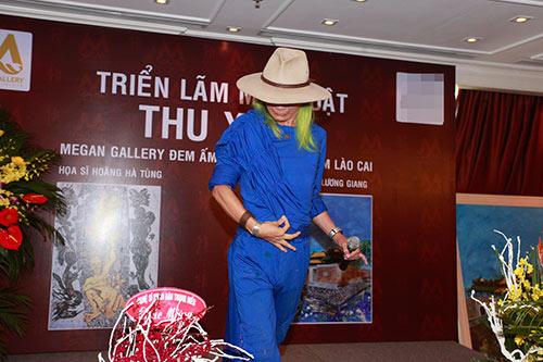 Nhạc sĩ  Trần Tiến, Trung Hiếu trẻ trung đến chúc mừng Lương Giang-10