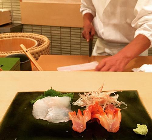 Tiệm sushi chỉ có 10 ghế mà Beckham, Obama cũng phải xếp hàng ghé thăm - 2