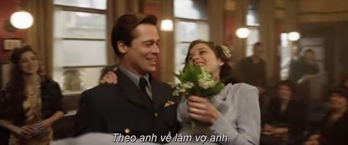 """Vừa có con chung, """"điệp viên"""" Brad Pitt đã bị ép giết """"bông hồng nước Pháp""""-6"""