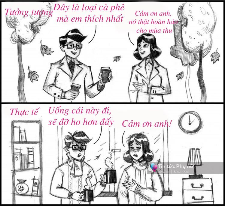 Sự thật hài hước từ cuộc sống của một đôi vợ chồng-8