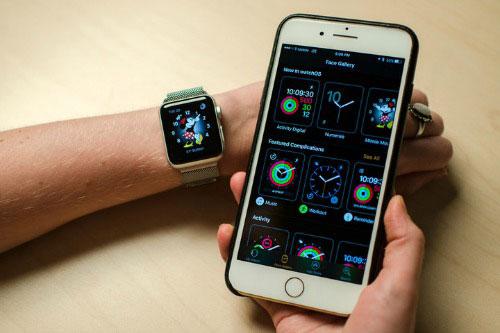 apple watch series 2: smartwatch hang dau the gioi - 2