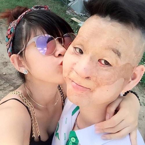 """cap doi """"chong xau vo xinh"""" da sinh con dau long o canada - 1"""