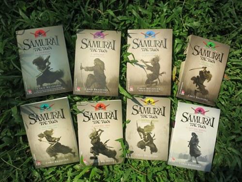 """samurai tre tuoi"" hay harry potter phien ban nhat? - 3"
