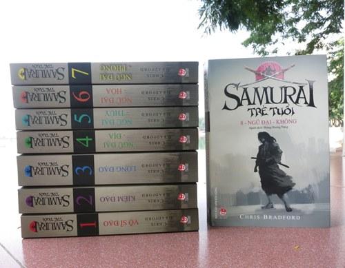 """samurai tre tuoi"" hay harry potter phien ban nhat? - 2"