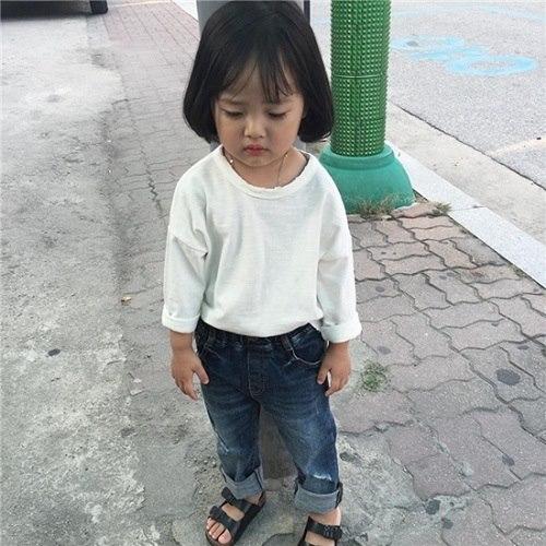hot girl nhi de thuong o moi goc do khien ai cung xao xuyen - 9