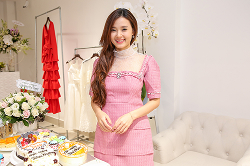 "midu cang ""kin cong cao tuong"" lai cang xinh dep - 9"