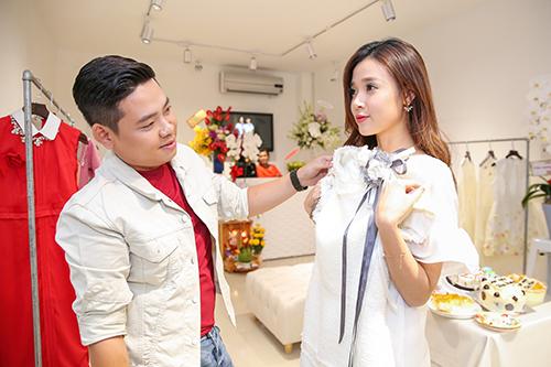 "midu cang ""kin cong cao tuong"" lai cang xinh dep - 6"