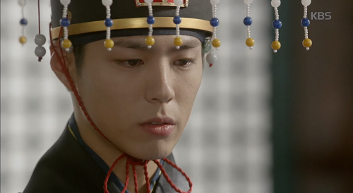 may hoa anh trang tap 15: kim yoo jung tro mat nhin nguoi yeu lay co gai khac - 1