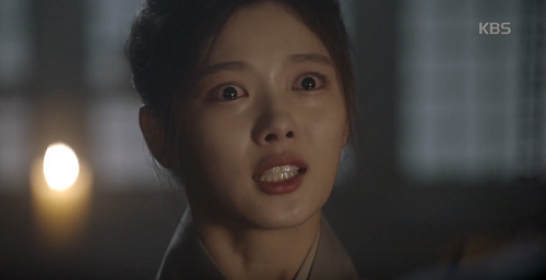 may hoa anh trang tap 15: kim yoo jung tro mat nhin nguoi yeu lay co gai khac - 5