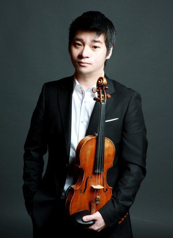 """""""thien tai violin"""" kwon hyuk joo bat ngo dot tu tren xe taxi khong ro ly do - 1"""