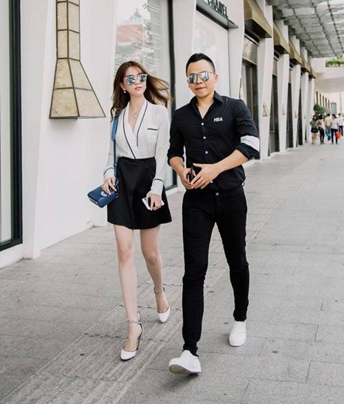 ngoc trinh hao huc tham du chung ket hoa hau han quoc 2016 - 3