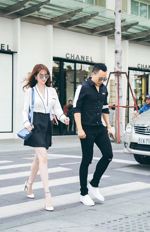 ngoc trinh hao huc tham du chung ket hoa hau han quoc 2016 - 5