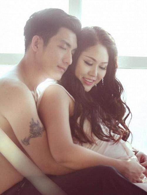 2 sao viet sau ly hon tim duoc hanh phuc ben ban trai kem tuoi - 2