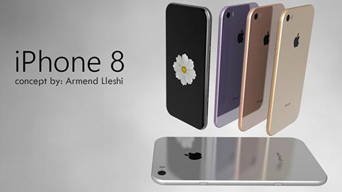 iphone 8 man hinh 4k, kich thuoc sieu mong - 9