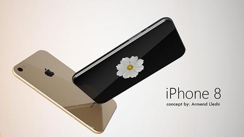 iphone 8 man hinh 4k, kich thuoc sieu mong - 1