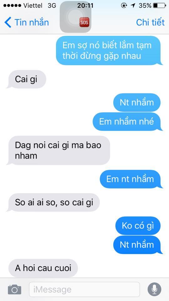 "trao luu hot nhat fb, thu long bang tin nhan ""em so chong biet lam"" - 11"