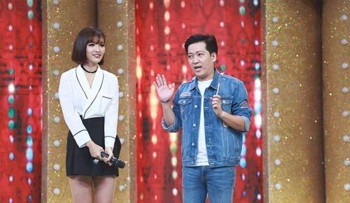 """tv show: viet huong muon lam """"thiep"""" cua mr dam; truong giang """"tranh thu"""" ninh nha phuong - 6"""