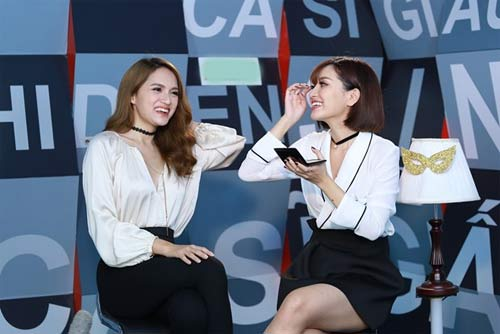 """tv show: viet huong muon lam """"thiep"""" cua mr dam; truong giang """"tranh thu"""" ninh nha phuong - 7"""