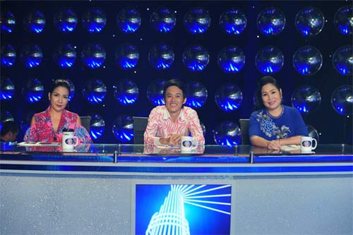 """tv show: viet huong muon lam """"thiep"""" cua mr dam; truong giang """"tranh thu"""" ninh nha phuong - 11"""