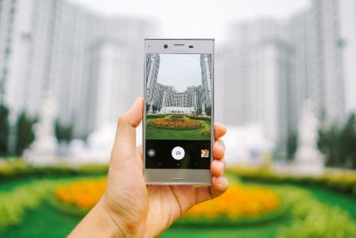 xperia xz - khang dinh vi the voi camera chuyen nghiep - 2