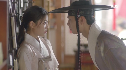 may hoa anh trang tap cuoi: park bo gum - kim yoo jung tra gia dat vi hanh phuc - 1