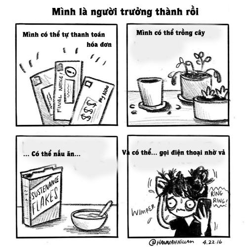 nhung tinh huong cuoi chay nuoc mat cua con gai tuoi truong thanh - 9
