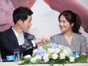 Làng sao - Ngôi sao 24/7: Song Joong Ki bí mật tổ chức sinh nhật cho Song Hye Kyo