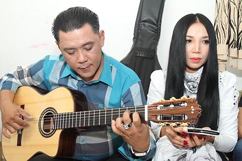 """""""nu hoang phong tra"""" quynh lan duoc chong cham soc tung chut mot - 2"""