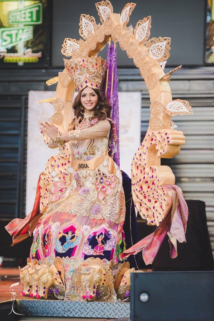 nguyen thi loan lot top 10 trang phuc dan toc dep nhat miss grand international 2016 - 2