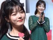 """Làng sao - """"Thái giám"""" Kim Yoo Jung để lộ đôi mắt sưng phồng"""