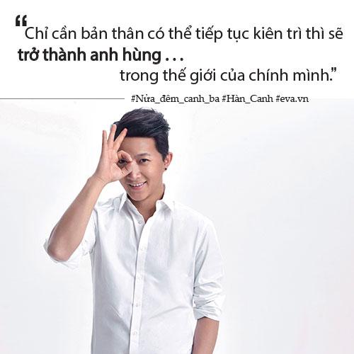 """""""nua dem canh ba"""" nghe cuu nam than tuong hallyu tam su chuyen doi - 2"""