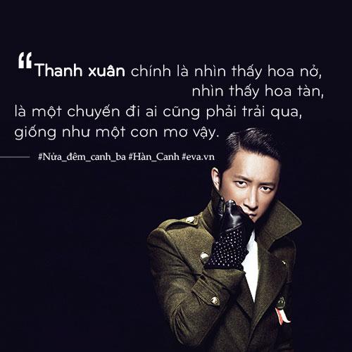 """""""nua dem canh ba"""" nghe cuu nam than tuong hallyu tam su chuyen doi - 3"""