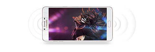 galaxy c9 pro: smartphone dau tien cua samsung co 6 gb ram - 4