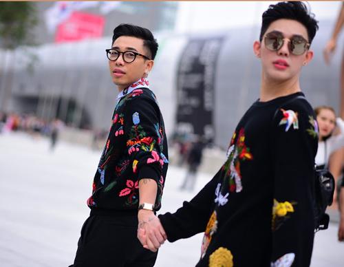 hoang ku chat lu den tung centimet di xem seoul fashion week 2016 - 1